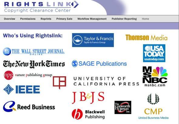 rightslink