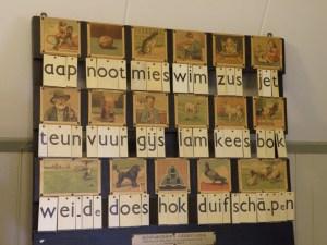 Leesplankje van Hoogeveen