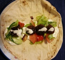 HelloFresh w22 platbrood m falafel (4)